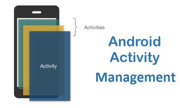 Maintaining Activity Lifecycle in Android
