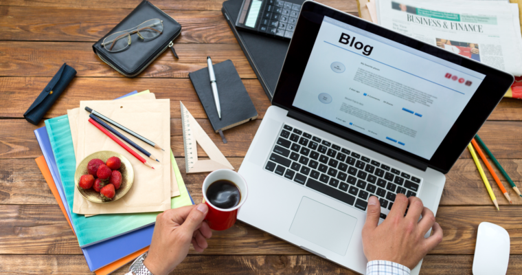 The Power of Blogs on Business Websites