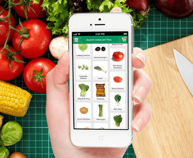 Grocery Apps in Dubai